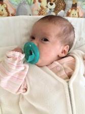 Our little doll face, Elliott Rose.